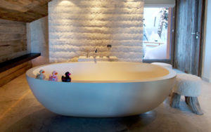 Exciting news…just agreed our luxury baths for the cabins