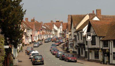 Suffolk's Picturesque Villages