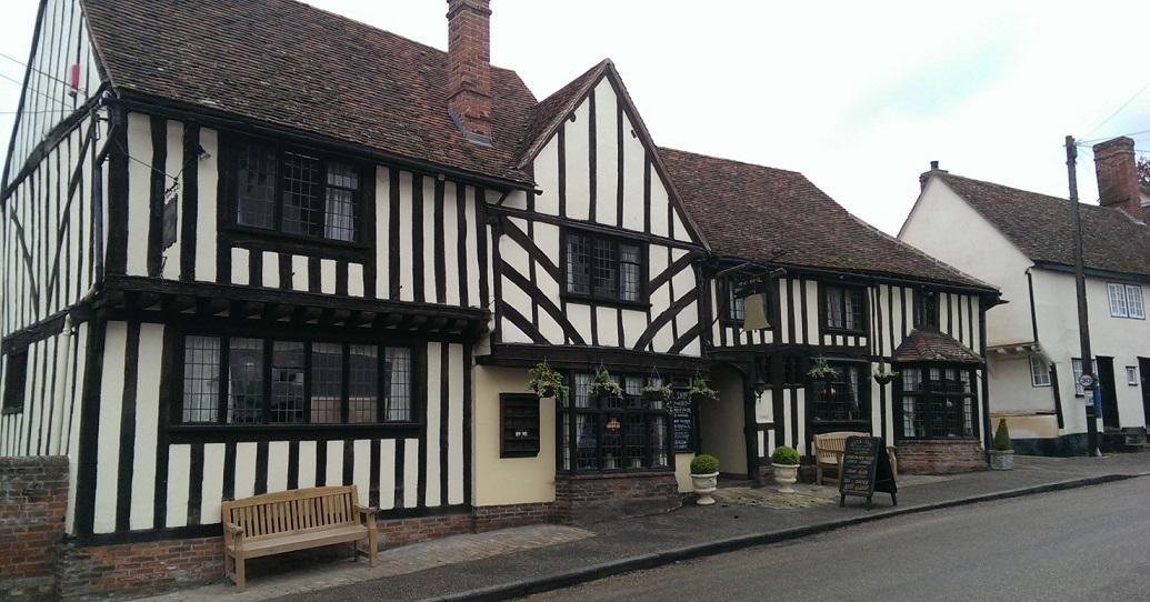 Quaint Suffolk Country Pub
