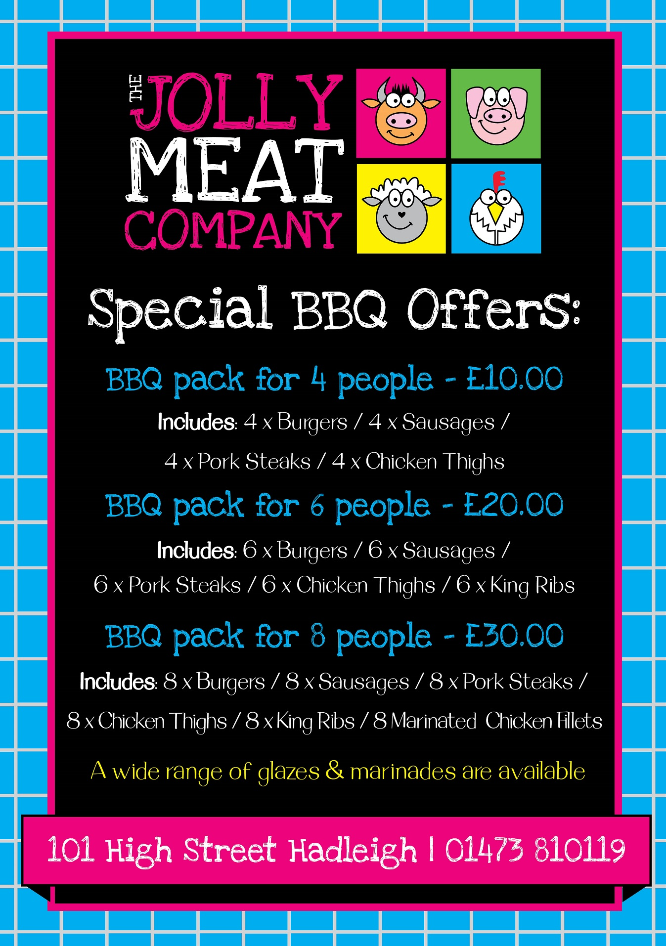 BBQ Packages