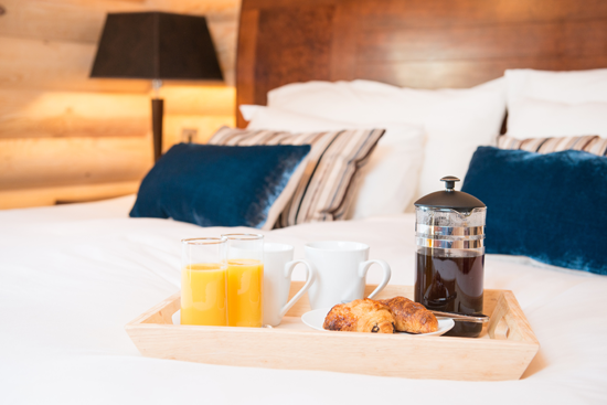 Stop, Relax and Unwind in Our Bedrooms.