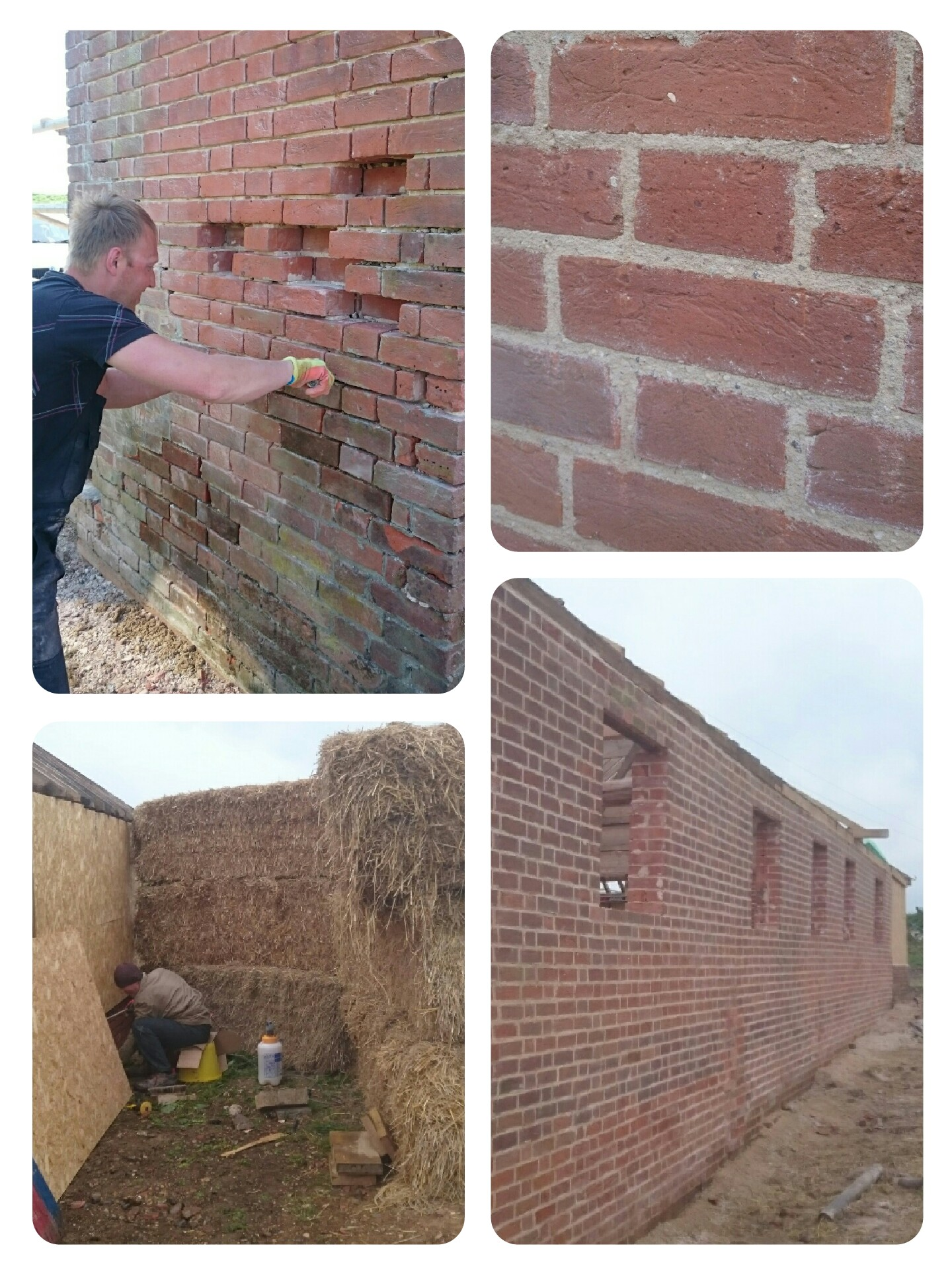 Collage-Repointing