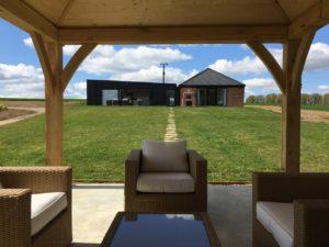 Press coverage for the Sheepyard Barn
