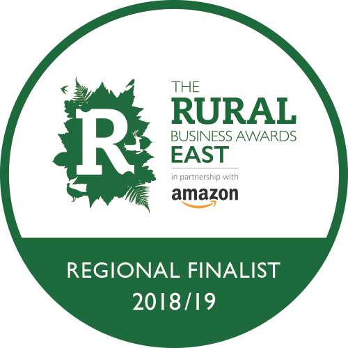 Rural Business Awards – Runner Up for The Suffolk Escape