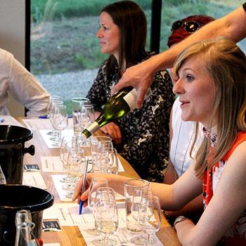 wine tasting escape suffolk