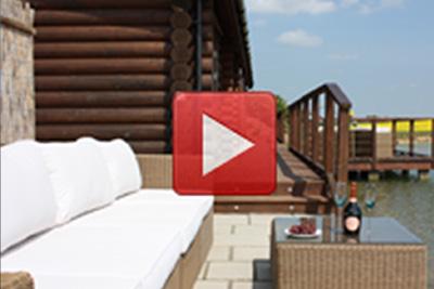 suffolk escape log cabin videos