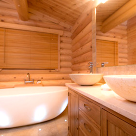 luxury bathroom suffolk holiday