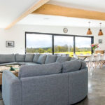 sheepyard barn holiday home interior suffolk holiday