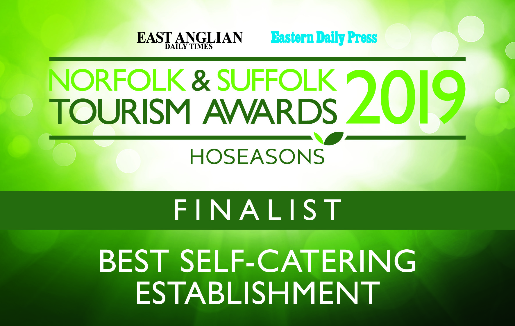 Finalist Best Self-Catering