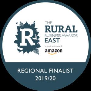 Best Rural Tourism Business Award Finalist
