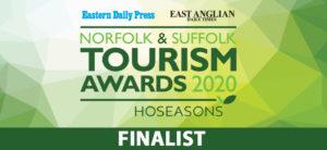 Norfolk & Suffolk Tourism Awards 2020 Finalist