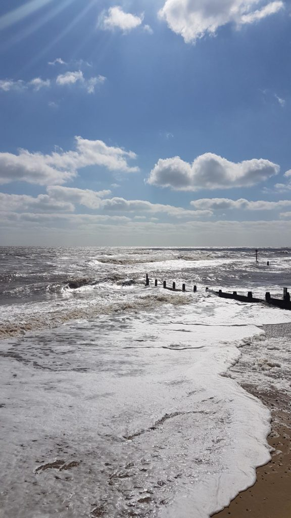 Keely Hickin – Southwold 1 April 2019