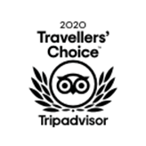 Trip Advisor's Travellers Choice 2020 Award